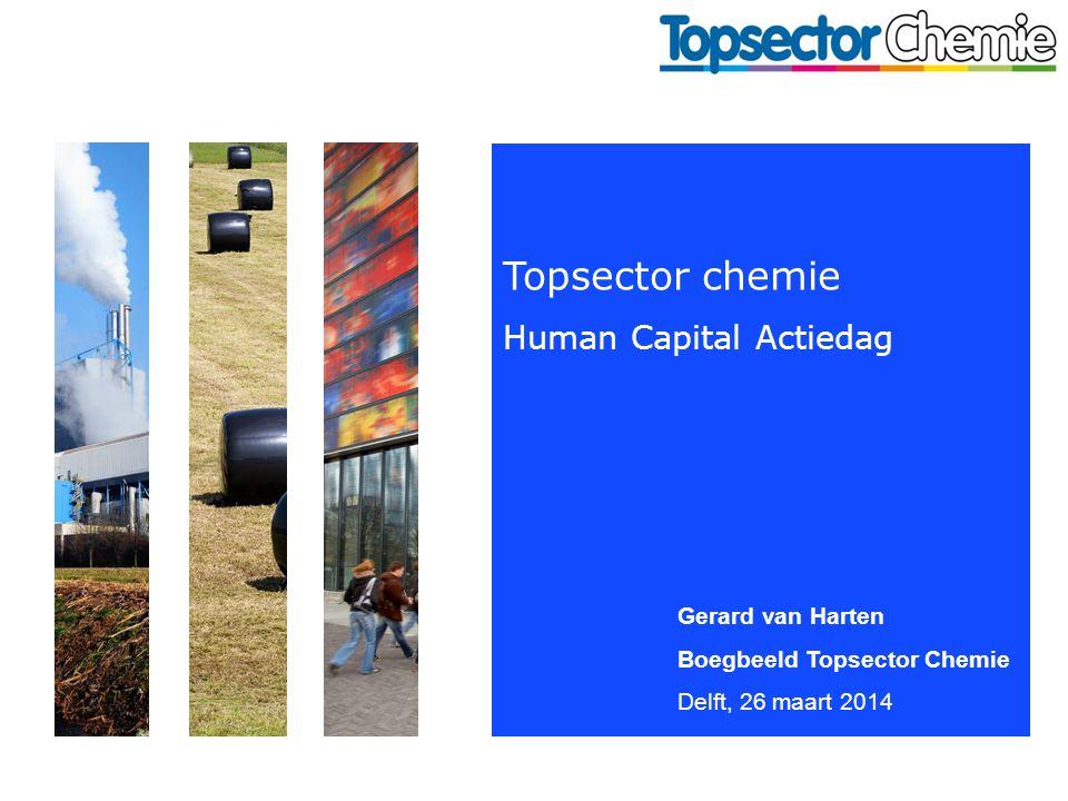 Topsector chemie Human Capital Actiedag Gerard van Harten