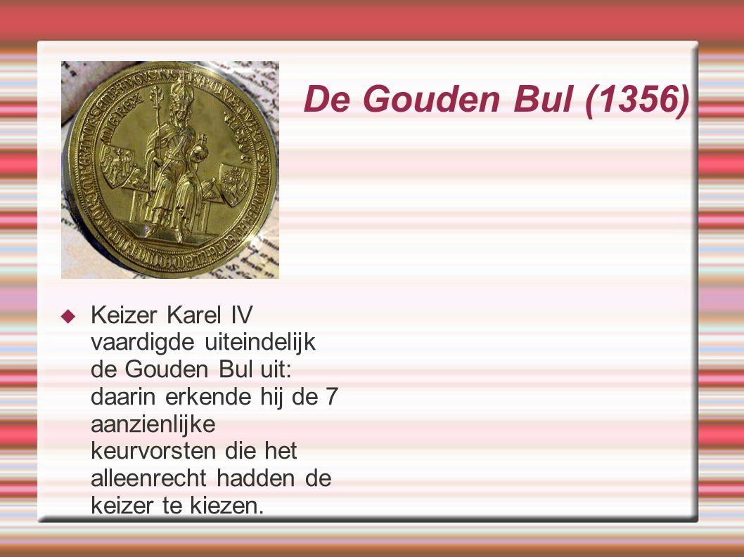 De Gouden Bul (1356)
