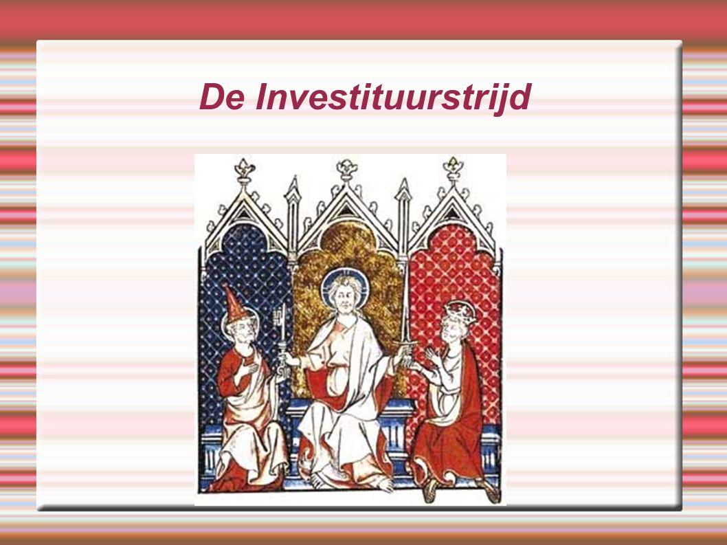 De Investituurstrijd