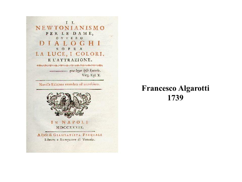 Francesco Algarotti 1739