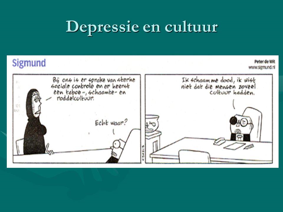 Depressie en cultuur
