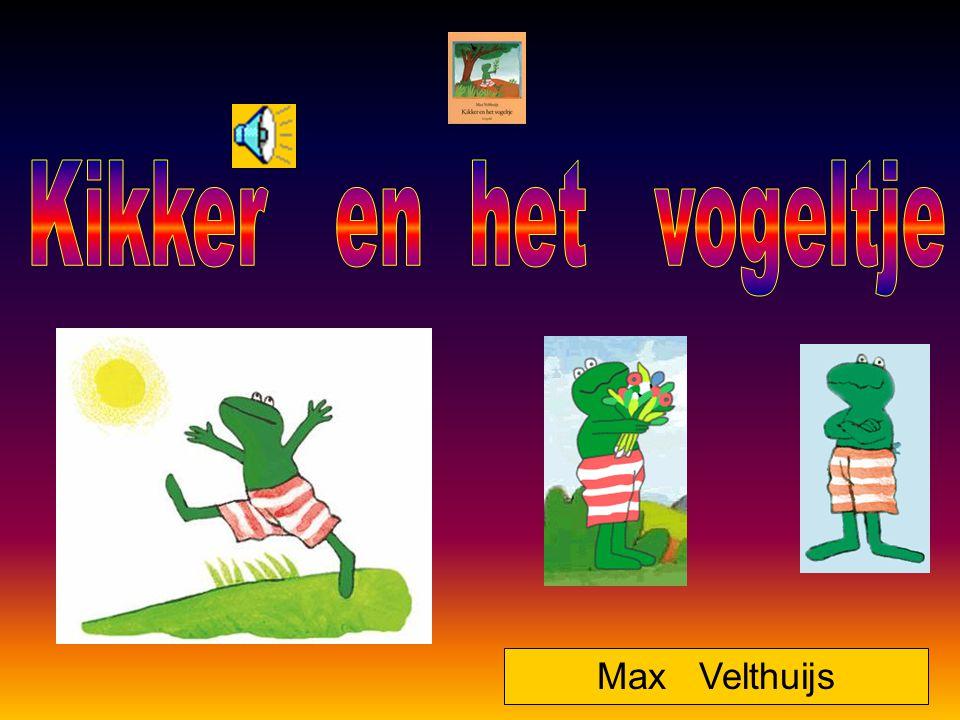 Kikker en het vogeltje Max Velthuijs