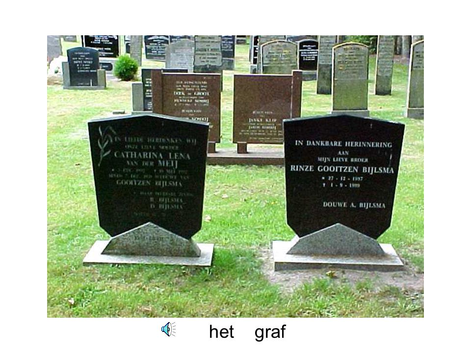 het graf