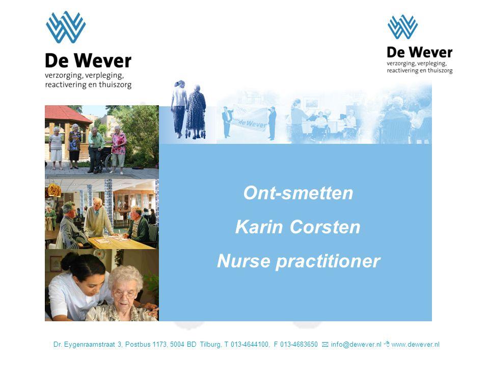 Ont-smetten Karin Corsten Nurse practitioner