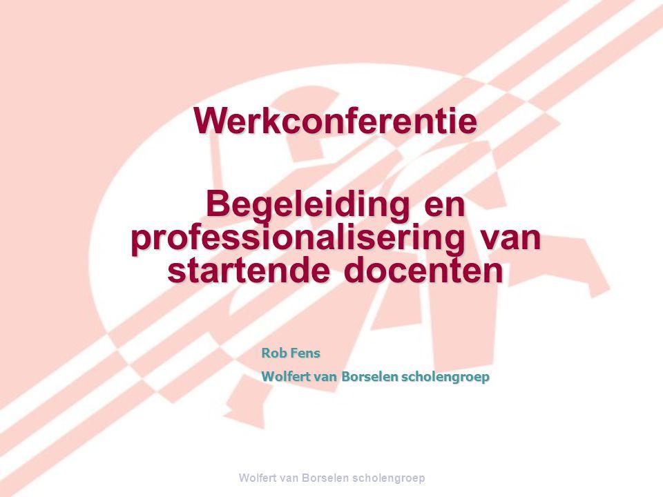 Begeleiding en professionalisering van startende docenten