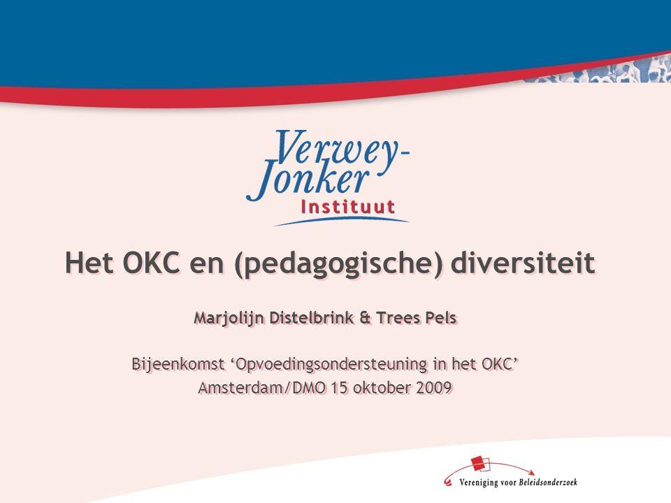 Het OKC en (pedagogische) diversiteit