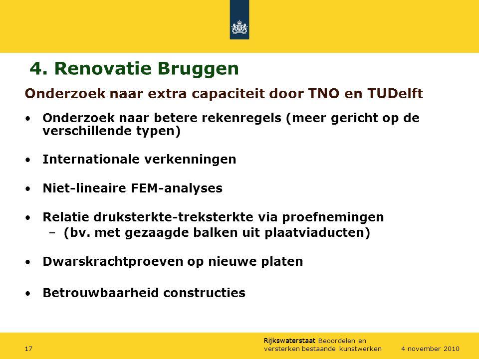 Onderzoek naar extra capaciteit door TNO en TUDelft