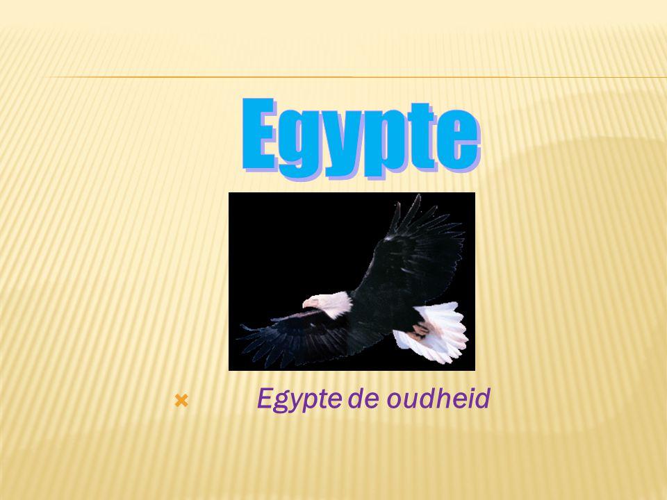 Egypte Egypte de oudheid