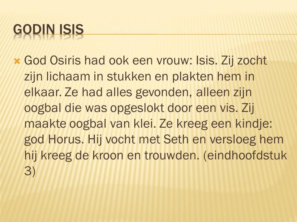 Godin Isis