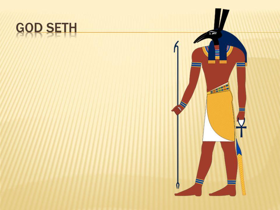 God Seth