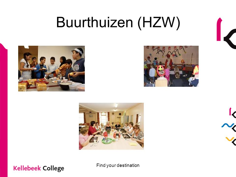 Buurthuizen (HZW) Find your destination