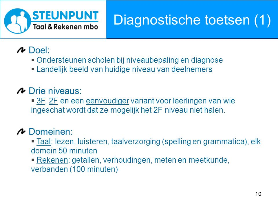 Diagnostische toetsen (1)