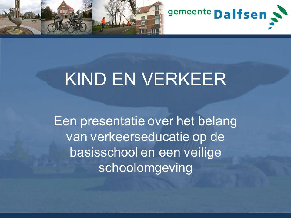 KIND EN VERKEER Een presentatie over het belang van verkeerseducatie op de basisschool en een veilige schoolomgeving.