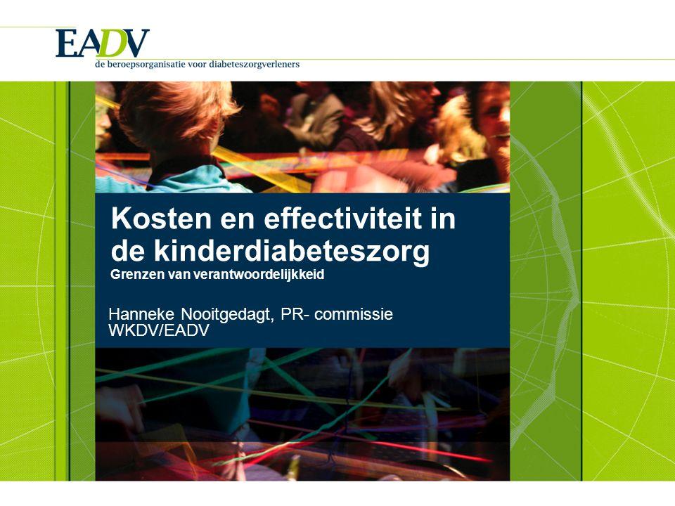Hanneke Nooitgedagt, PR- commissie WKDV/EADV