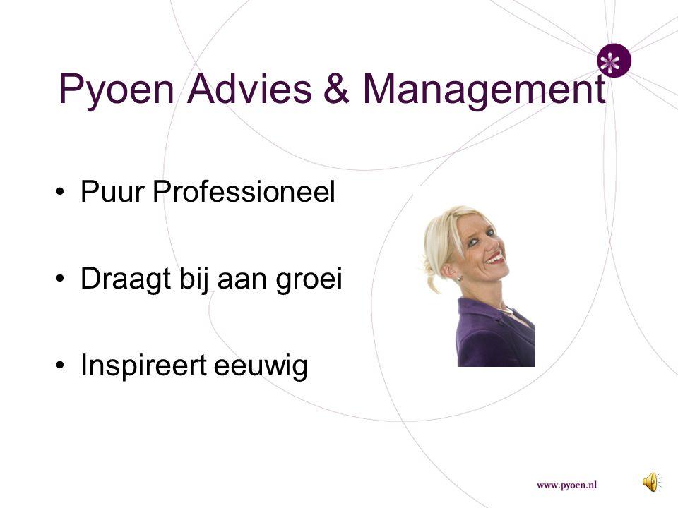 Pyoen Advies & Management