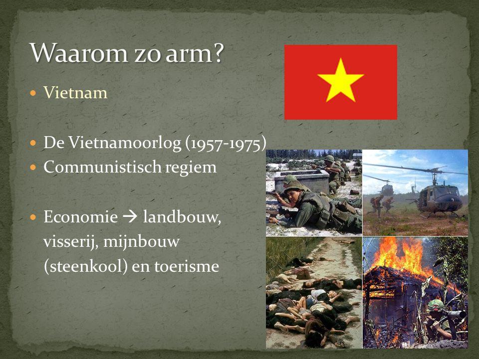 Waarom zo arm Vietnam De Vietnamoorlog (1957-1975)