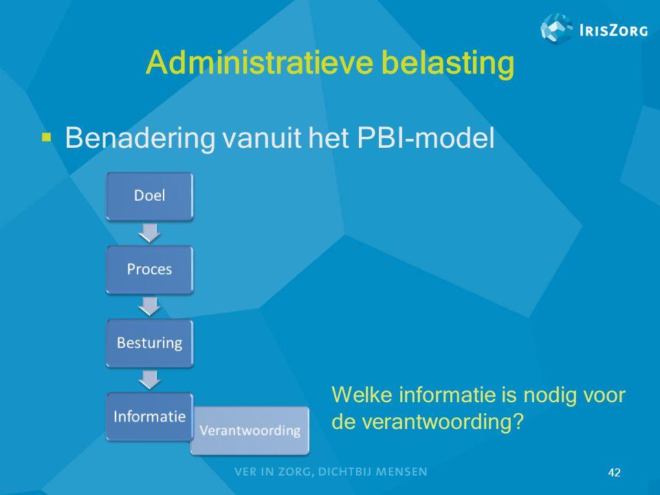 Administratieve belasting