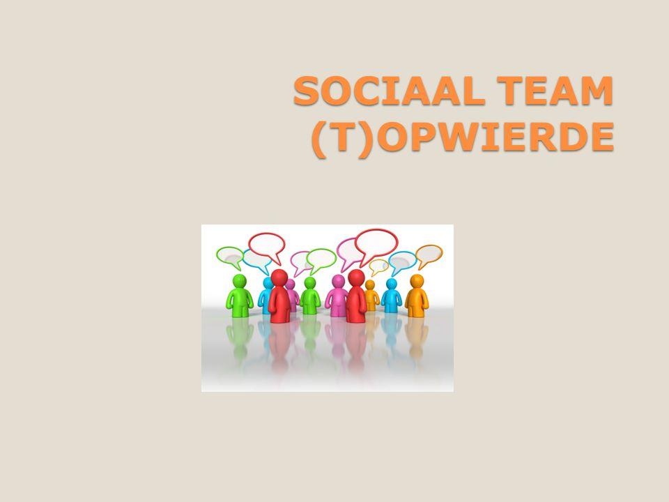 SOCIAAL TEAM (T)OPWIERDE