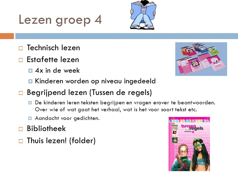 Informatie avond groep 3 ppt download for Begrijpend lezen groep 4