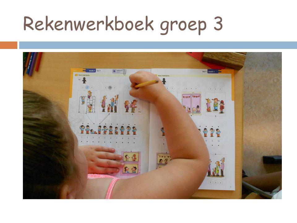 Rekenwerkboek groep 3