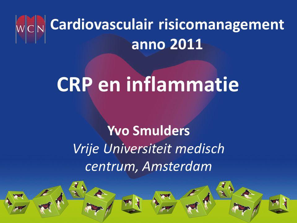 Yvo Smulders Vrije Universiteit medisch centrum, Amsterdam