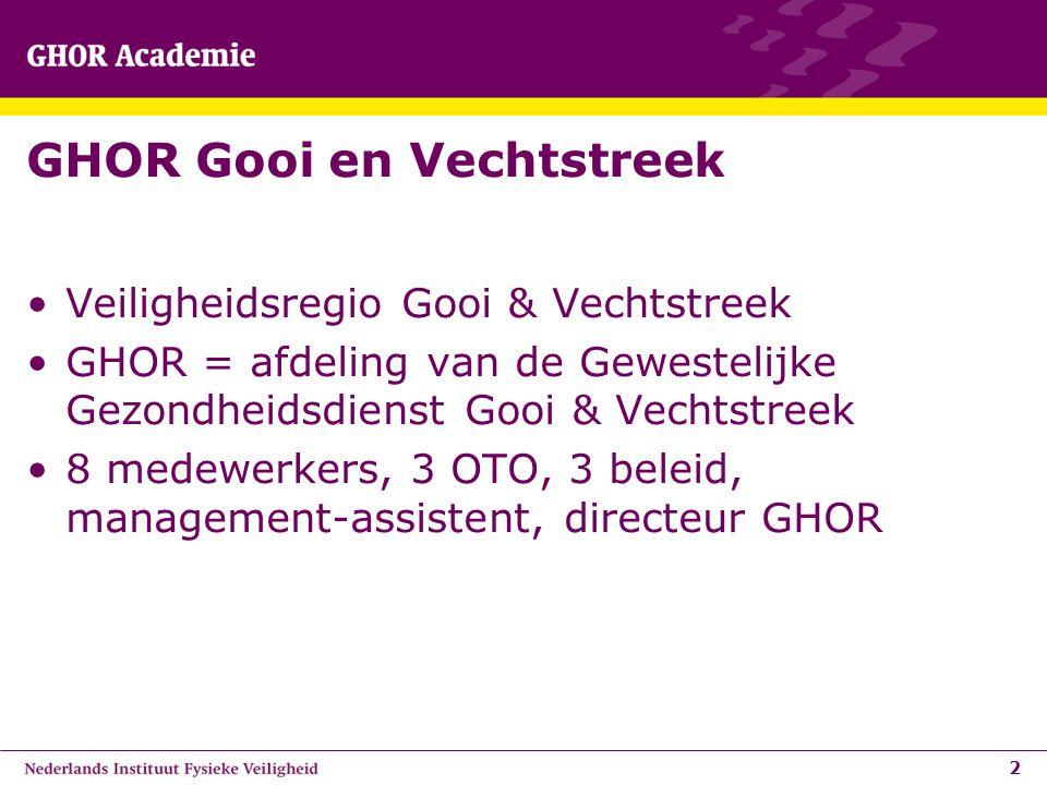 GHOR Gooi en Vechtstreek