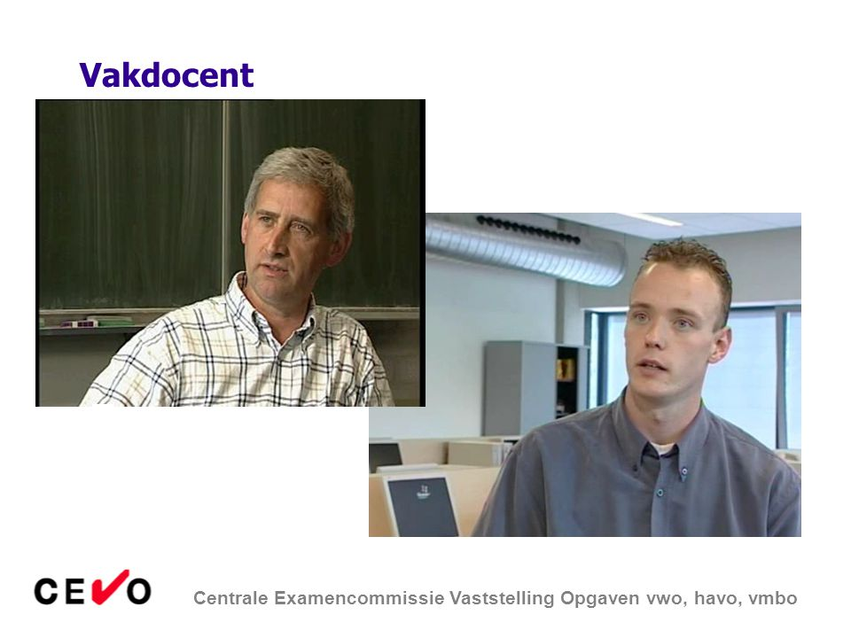 Vakdocent