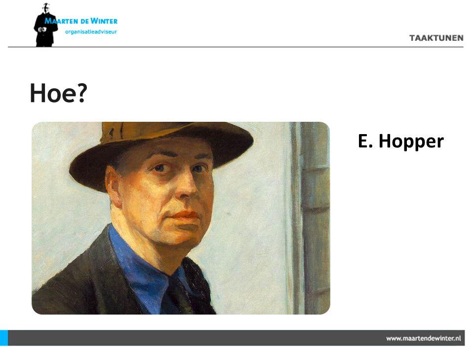 Hoe E. Hopper