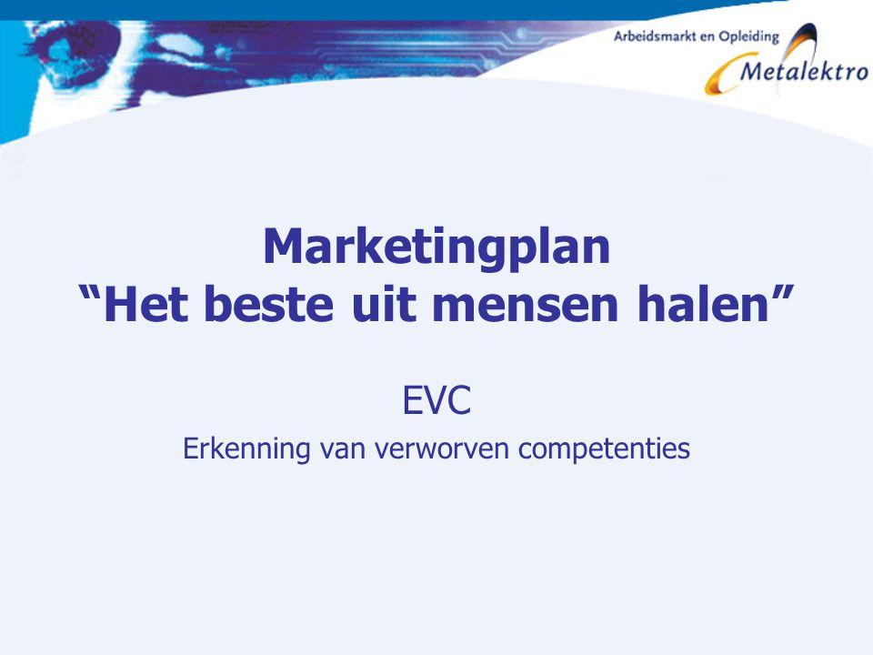 Marketingplan Het beste uit mensen halen