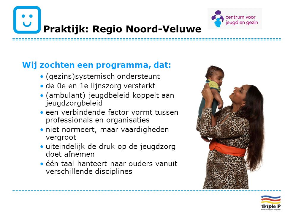 Praktijk: Regio Noord-Veluwe