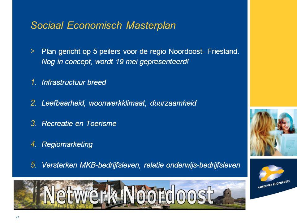 Sociaal Economisch Masterplan