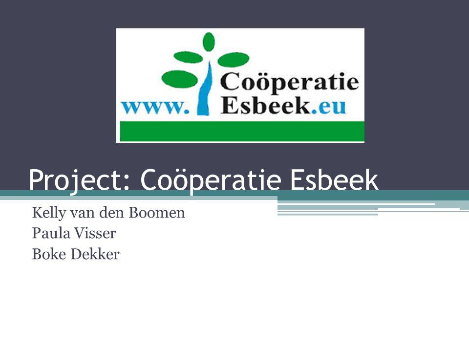Project: Coöperatie Esbeek