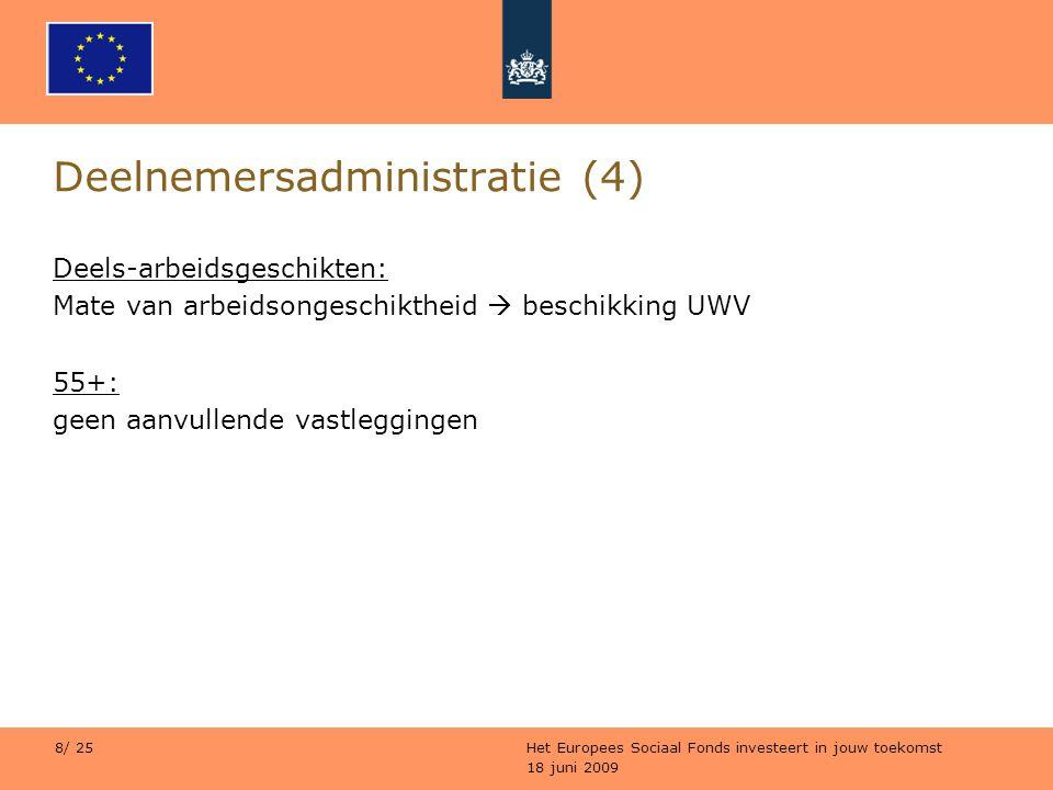Deelnemersadministratie (4)