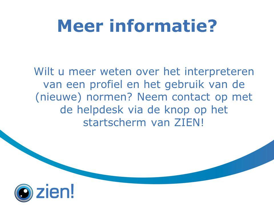 Meer informatie