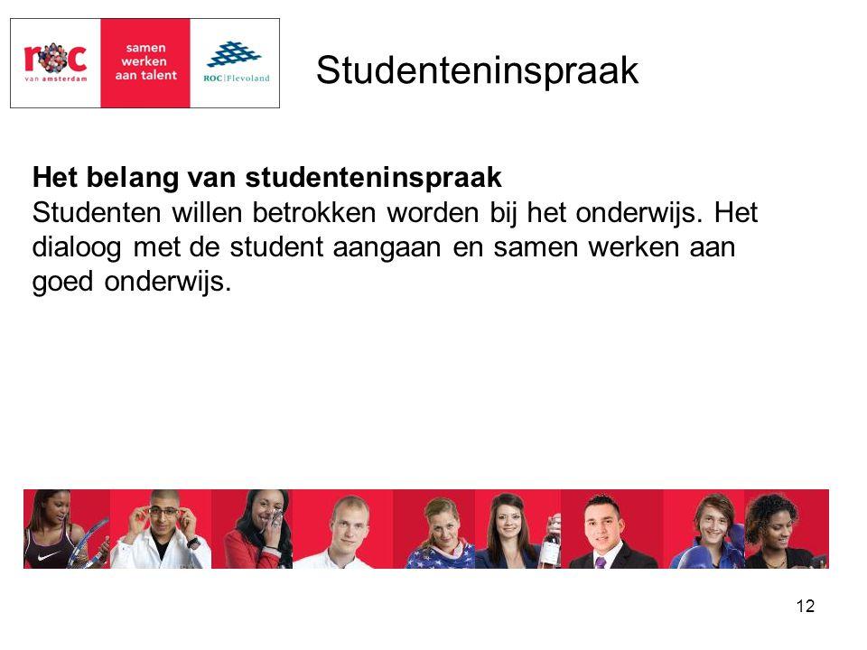 Studenteninspraak