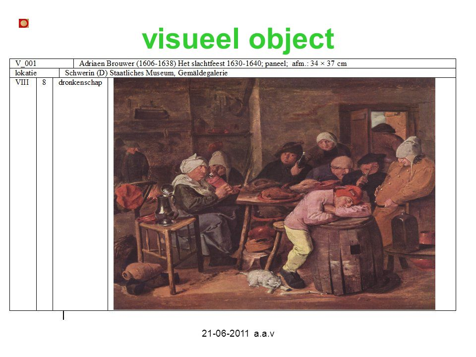 visueel object 21-06-2011 a.a.v