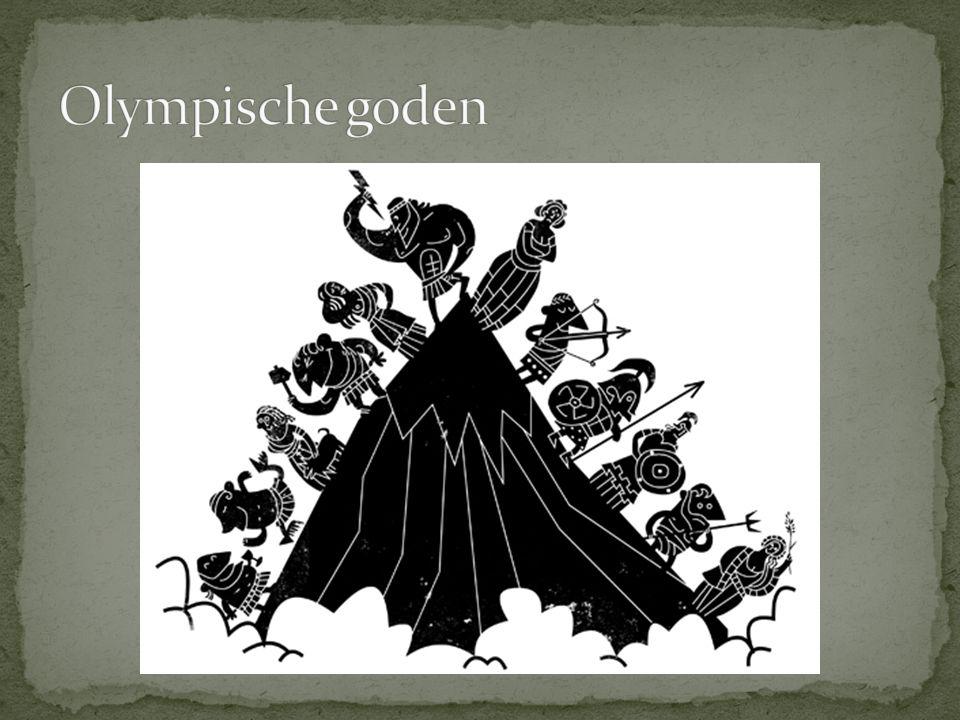 Olympische goden