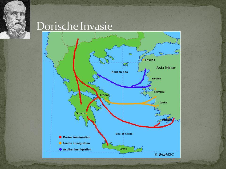 Dorische Invasie