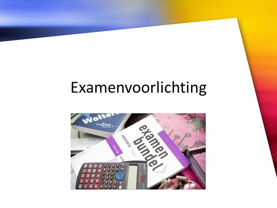 Examenvoorlichting