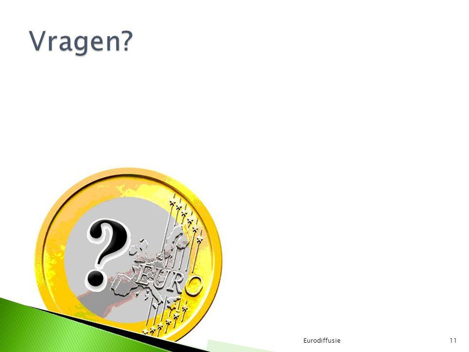 Vragen Eurodiffusie
