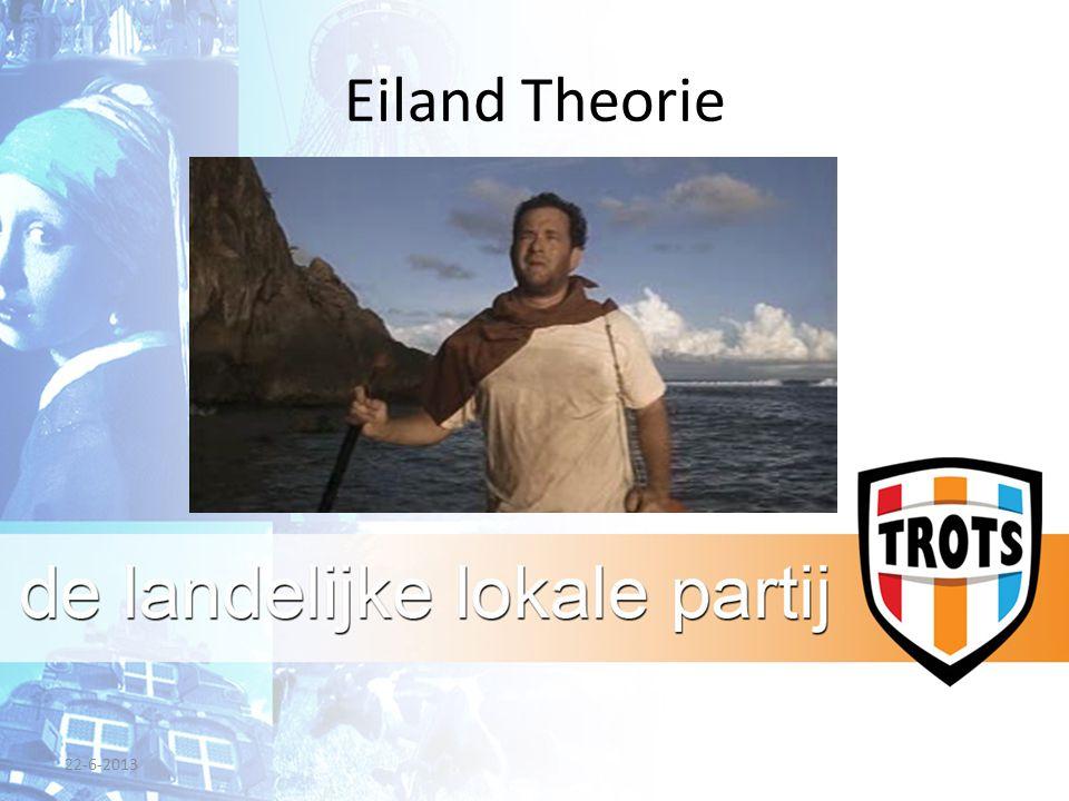 Eiland Theorie 22-6-2013