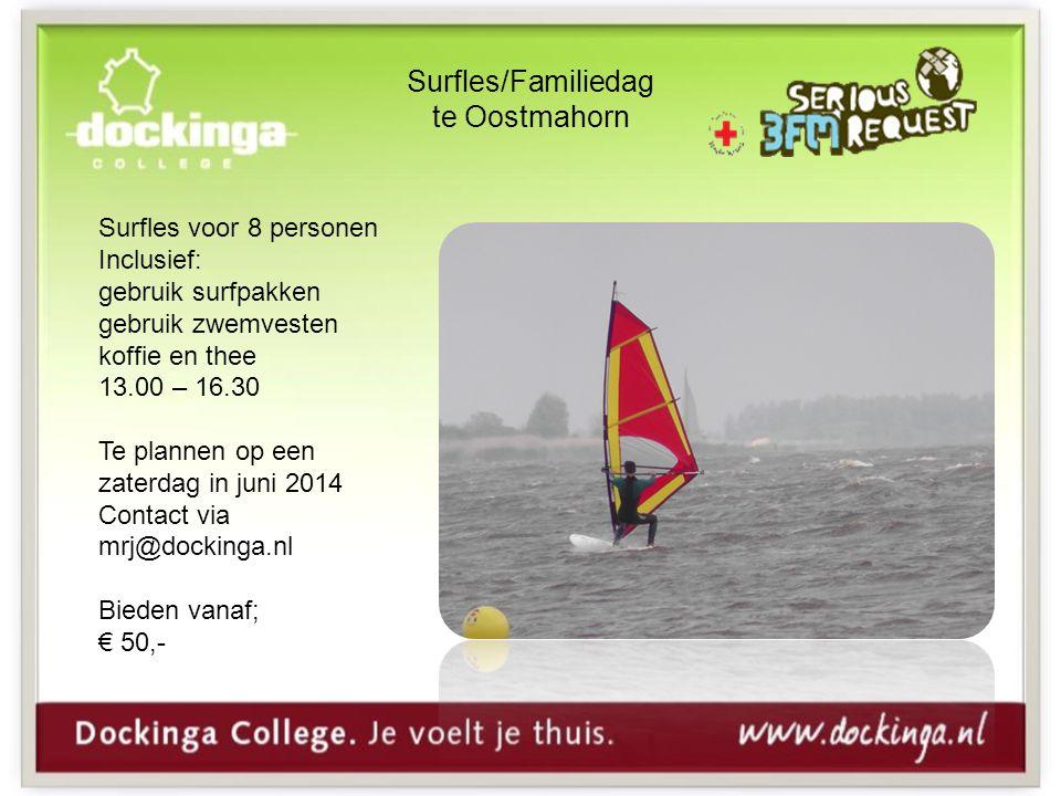 Surfles/Familiedag te Oostmahorn