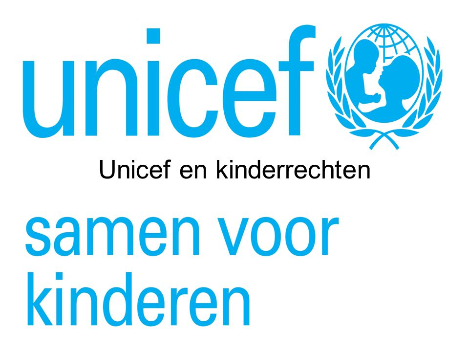 Unicef en kinderrechten