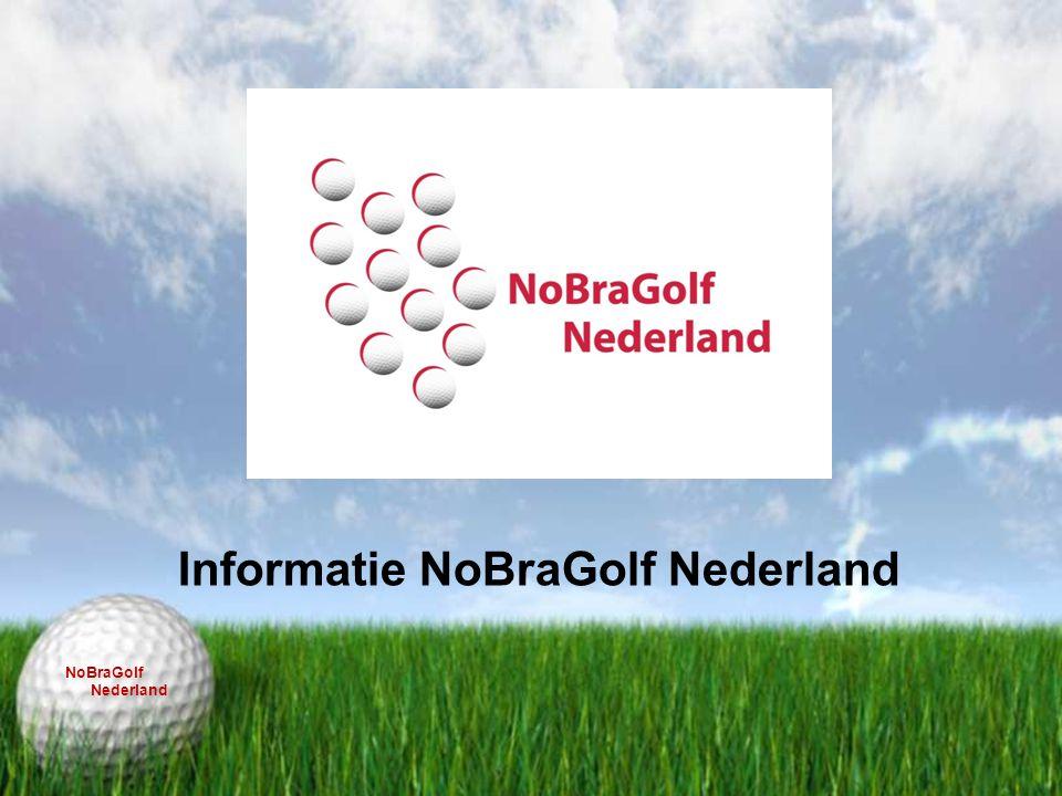Informatie NoBraGolf Nederland