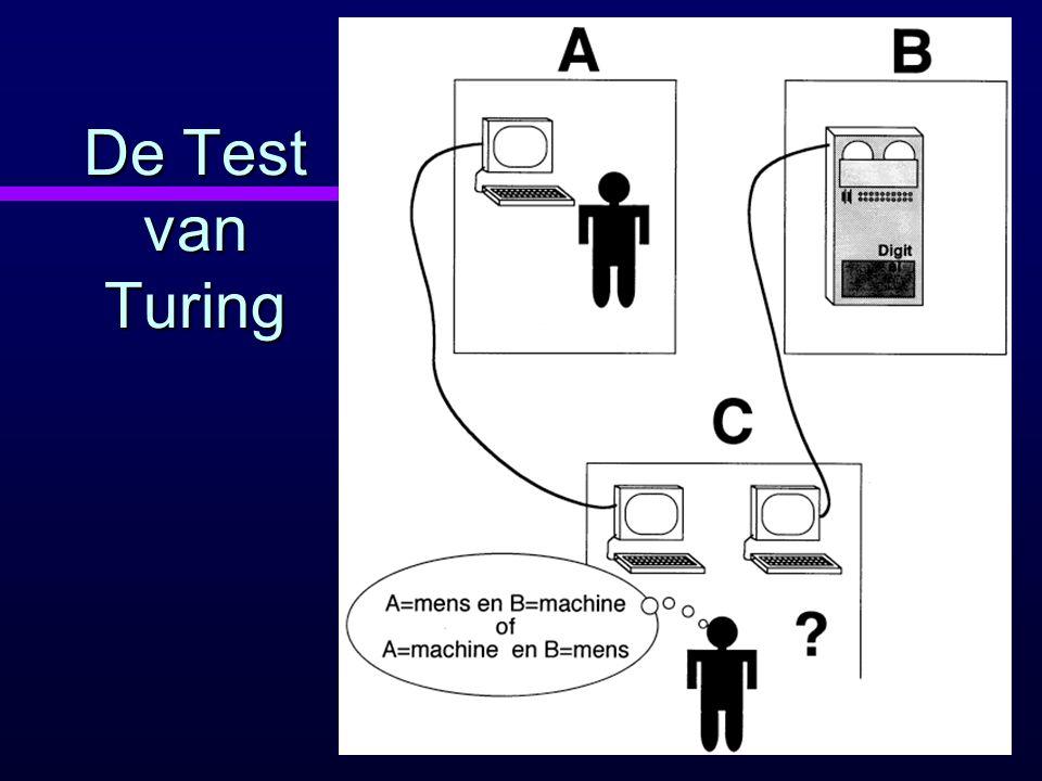 De Test van Turing