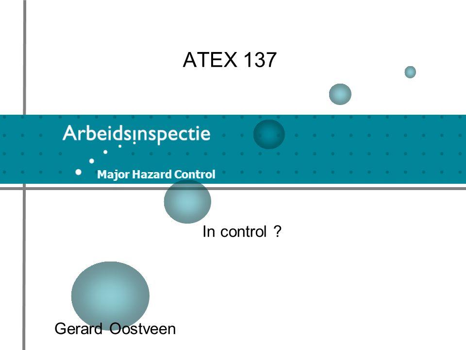 In control Gerard Oostveen