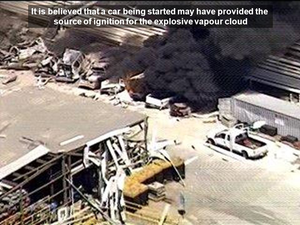It is believed that a car being started may have provided the