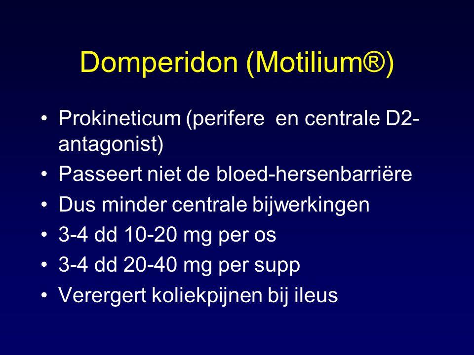 Domperidon (Motilium®)