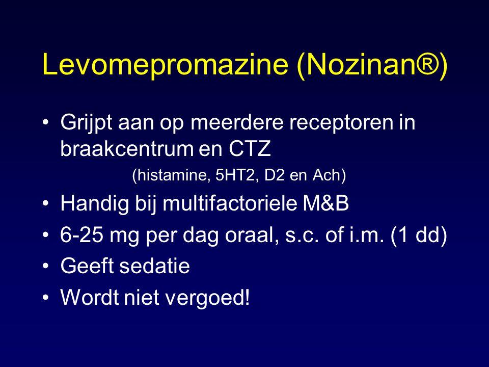 Levomepromazine (Nozinan®)