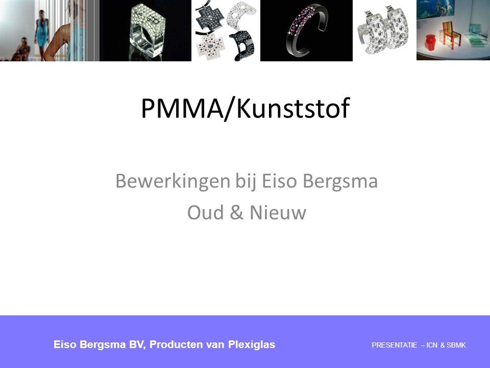 Bewerkingen bij Eiso Bergsma